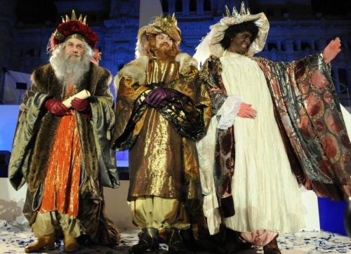 Three Kings Day 1