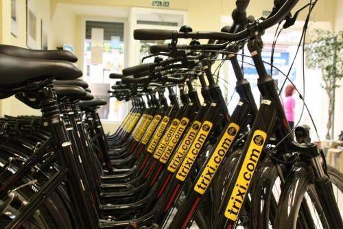 Trixi Madrid Green Bike Tour 0018