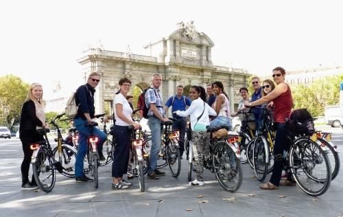 Trixi Madrid Green Bike Tour 0020
