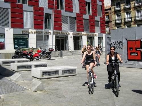Trixi Madrid Mosaic e-Bike Tour