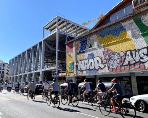 Bike Tours Madrid during Covid / Coronavirus