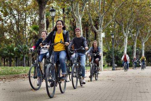 Ежедневный велотур Мадрид - Trixi.com