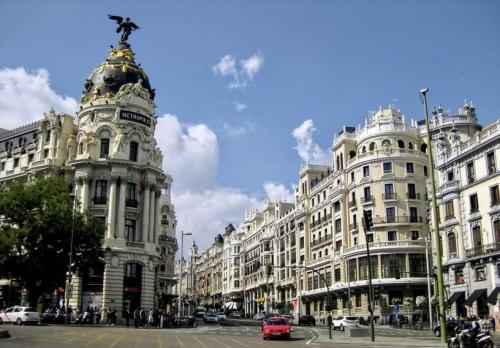 Los Heavies de Gran Vía - Madrid
