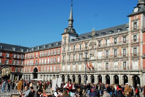 Trixi.com - Madrid Walking Tour